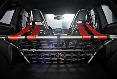 На моторшоу дебютировал 190-сильный хот-хэтч на базе Fiat 500. Фото 1