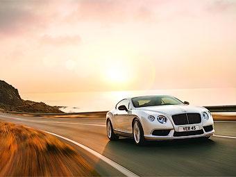 В Bentley задумались о выпуске компактной модели