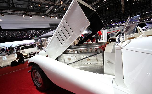 Самые необычные машины Женевского автошоу. Фото 4