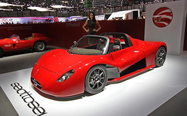 Самые необычные машины Женевского автошоу. Фото 17