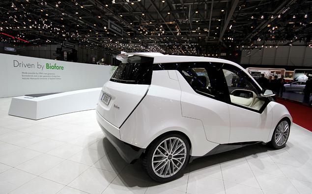 Самые необычные машины Женевского автошоу. Фото 31