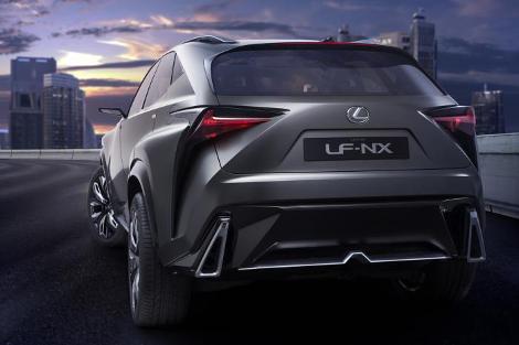 Lexus NX будет предлагаться с гибридной установкой и турбомотором. Фото 1