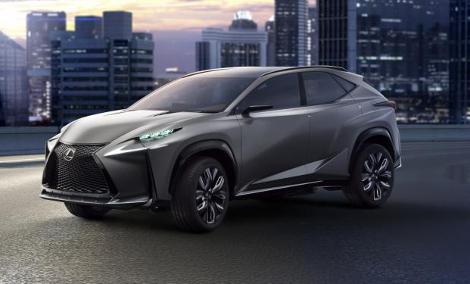 Lexus NX будет предлагаться с гибридной установкой и турбомотором. Фото 2