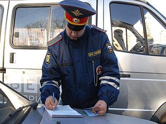 Водителям в Подмосковье разрешат отказаться от бумажных штрафов