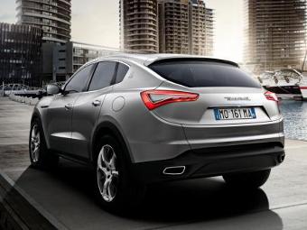 Компания Maserati отложила выпуск внедорожника