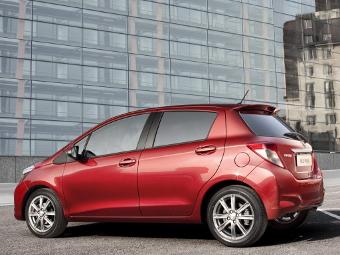 Новый субкомпакт «Тойоты» получит мотор «Мазды»