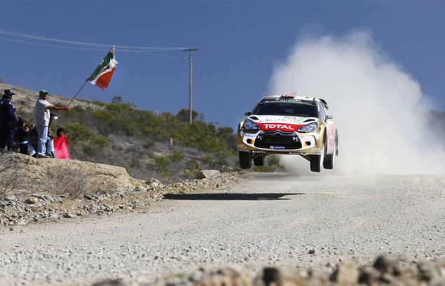Себастьен Ожье вышел в лидеры WRC. Фото 4
