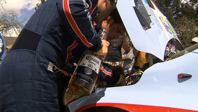 Себастьен Ожье вышел в лидеры WRC. Фото 7