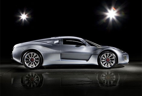 Немецкая фирма будет выпускать суперкар Tornante