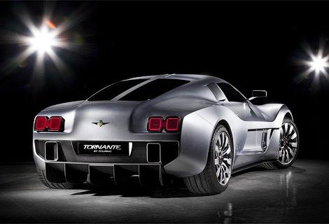 Немецкая фирма будет выпускать суперкар Tornante. Фото 1