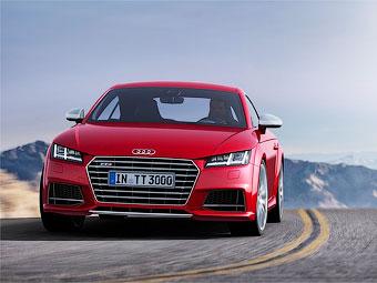 Купе Audi TT стало самой обсуждаемой новинкой Женевы