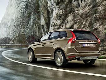 Компания Volvo испытала «магнитную» дорогу