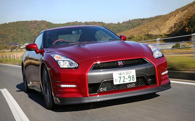 Что изменилось в Nissan GT-R 2014 модельного года. Фото 2