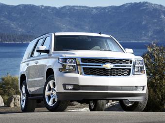 """Chevrolet подготовит для Tahoe пару """"заряженных"""" версий"""