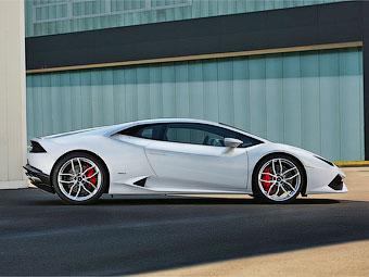 Компания Lamborghini отказалась от гибридных суперкаров