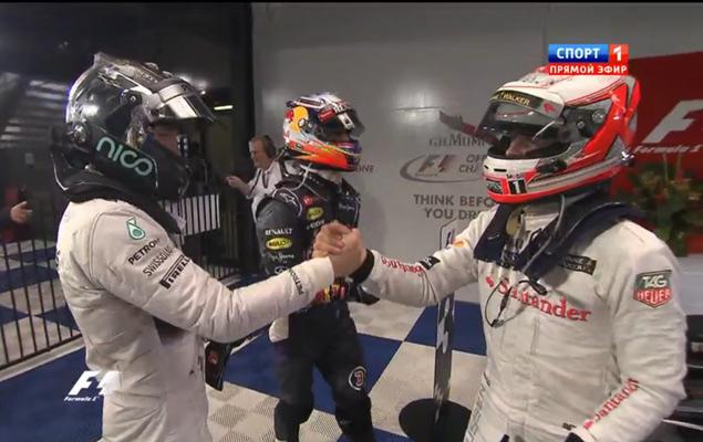 Онлайн-трансляция первого этапа Формулы-1 2014 года
