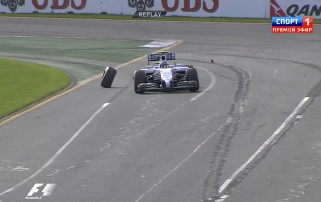 Онлайн-трансляция первого этапа Формулы-1 2014 года. Фото 2