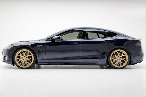 Ателье T Sportline подготовило пакет доработок для Tesla Model S. Фото 3