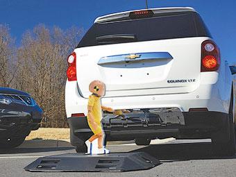 Американские страховщики назвали парктроники небезопасными