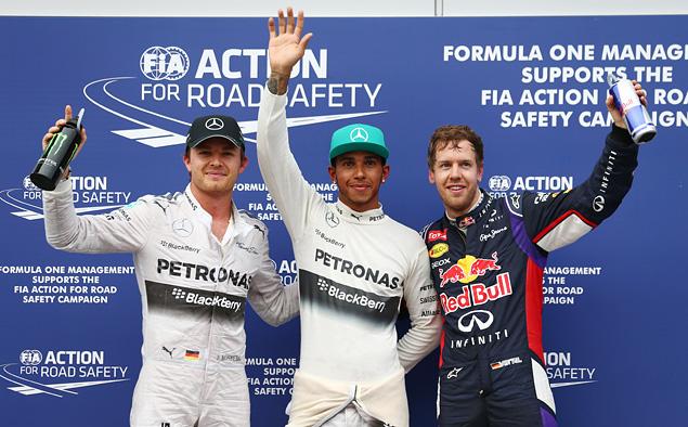 Пилоты Mercedes AMG впервые сделали дубль в Формуле-1. Фото 2