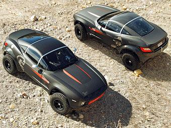 На дорогах Чикаго появится созданный на 3D-принтере автомобиль