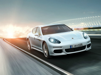 Компания Porsche рассказала о моторах следующей «Панамеры»