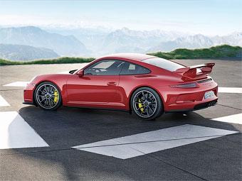 Porsche заменит двигатели всех суперкаров 911 GT3