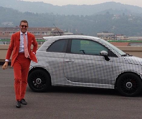 Лапо Элканн увидел в Twingo нового поколения копию Fiat 500