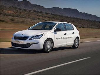 Peugeot 308 проехал без дозаправки 1,8 тысячи километров