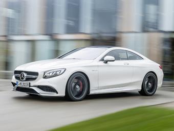 Купе Mercedes-Benz S-Class сделали 585-сильным