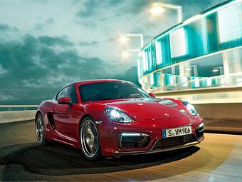 Porsche Cayman и Boxster получили экстремальную версию