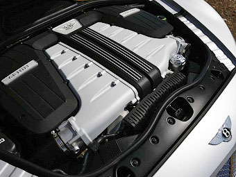 """Bentley займется выпуском моторов W12 для """"Фольксвагена"""""""