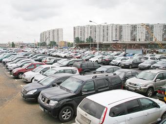 Москва оснастит перехватывающие парковки зарядками для электрокаров