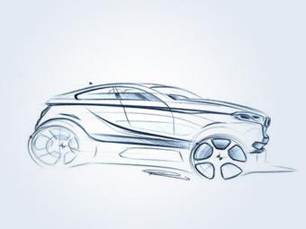 BMW выпустит кроссовер X2 в 2017 году