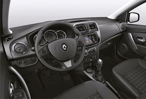 Продажи нового Renault Logan начнутся во втором квартале этого года