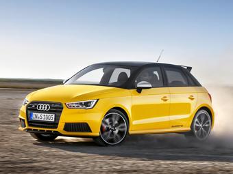 В Audi намекнули на появление хот-хэтча RS1