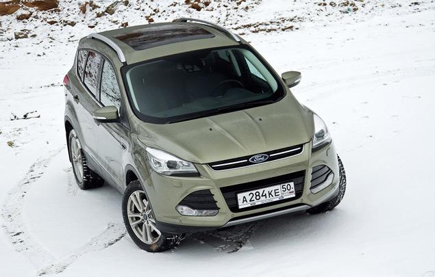 Длительный тест Ford Kuga: стоимость владения и конкуренты