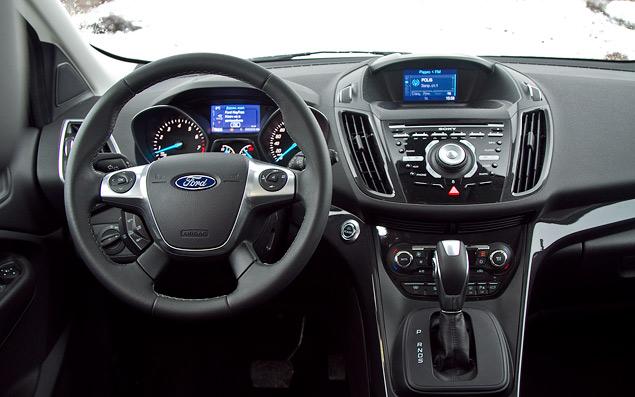 Длительный тест Ford Kuga: стоимость владения и конкуренты. Фото 3