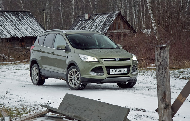 Длительный тест Ford Kuga: стоимость владения и конкуренты. Фото 4