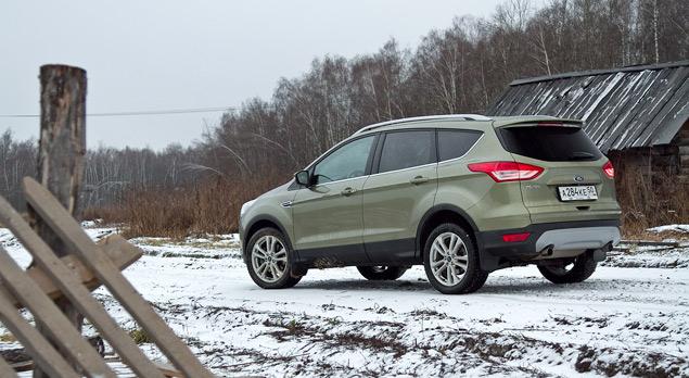 Длительный тест Ford Kuga: стоимость владения и конкуренты. Фото 16
