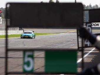 Российский этап DTM пройдет на длинной версии Moscow Raceway