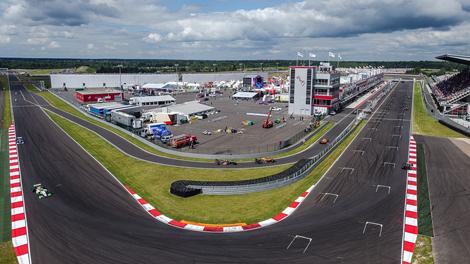 Пилоты DTM в Москве будут ездить по 3,9-километровому кругу