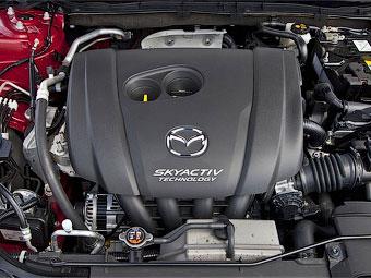 Бензиновые моторы «Мазды» будут работать по принципу дизельных