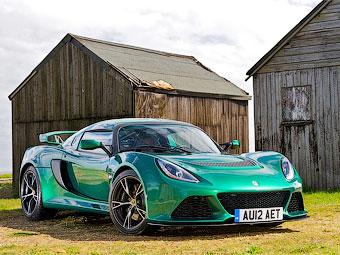 Lotus задумал делать спорткары титановыми