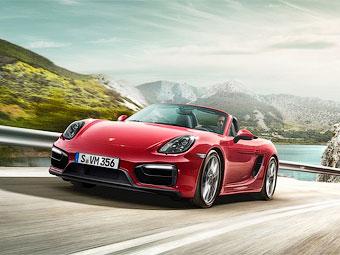 Porsche Boxster и Cayman оснастят 400-сильными «четверками»