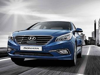 Седан Hyundai Sonata сменил поколение