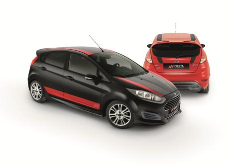 """""""Форд"""" подготовил для Fiesta версию Hot Hatch Edition"""