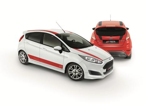 """""""Форд"""" подготовил для Fiesta версию Hot Hatch Edition. Фото 1"""