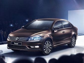 Volkswagen привез в Россию «стильные» Jetta и Passat