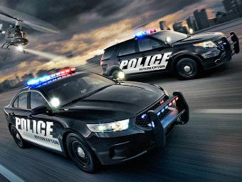 Ford Explorer стал любимой машиной американских полицейских